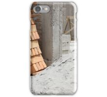 House Construction iPhone Case/Skin