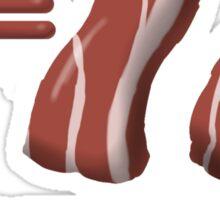Stem Cells Equal Bacon Sticker