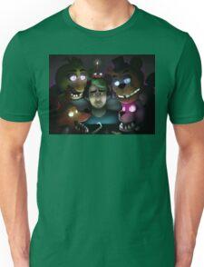FNAF: Jacksepticeye's Turn Unisex T-Shirt