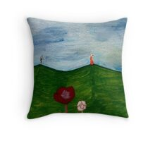 It was Love at first sight. Throw Pillow