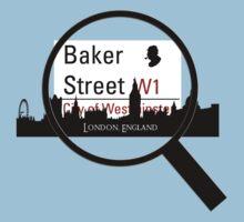Baker Street Magnifier  by FundsForMJ