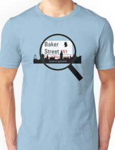 Baker Street Magnifier  Unisex T-Shirt