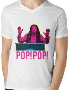 POP! POP! Mens V-Neck T-Shirt