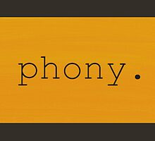 Oil - Phony Graphic by SBRGdesign