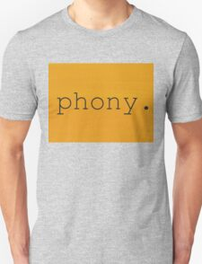 Oil - Phony Graphic T-Shirt