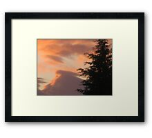 Today I woke up to a beautiful day 2 Framed Print