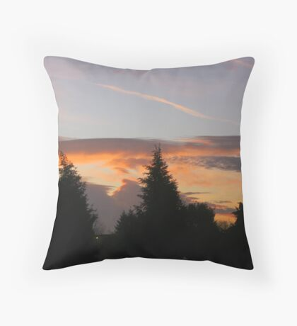 Today I woke up to a beautiful day 3 Throw Pillow
