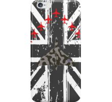 Vulcan and Red Arrows iPhone Case/Skin
