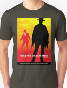 For a Few Dollars More - Movie Poster T-Shirt