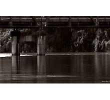 Mid North Coast Flood 2012 HDR Photographic Print