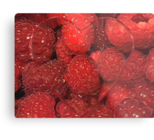 ¸.♥➷♥•* YOUR BERRY CLOSE TO MY HEART¸.♥➷♥•* Metal Print