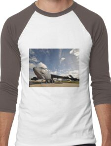 "B52 ""The Last Laugh"",Avalon Airshow,Australia 2015 Men's Baseball ¾ T-Shirt"
