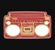 Citrus Boombox by HighDesign