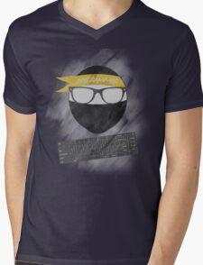 programmer ninja Mens V-Neck T-Shirt