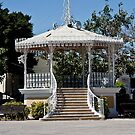 Gazebo Of San Jose Del Cabo by phil decocco