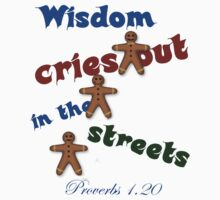 PROVERBS 1.20 by Geoffrey Higges
