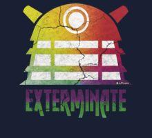 Dalek Vintack by eyevoodoo