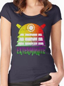 Dalek Vintack Women's Fitted Scoop T-Shirt
