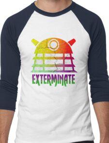 Dalek Vintack Men's Baseball ¾ T-Shirt