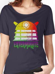 Dalek Vintack Women's Relaxed Fit T-Shirt