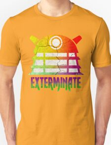 Dalek Vintack Unisex T-Shirt