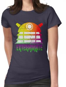 Dalek Vintack Womens Fitted T-Shirt