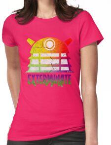 Dalek Vintack Womens Fitted T-Shirt