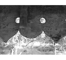 window to the world Photographic Print