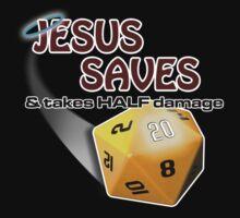 Jesus Saves by MarkSeb