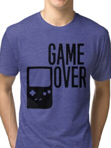 Game Over! Tri-blend T-Shirt
