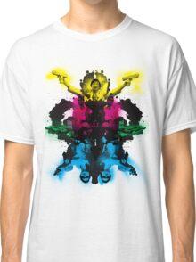 Senor Chang paintball montage Classic T-Shirt