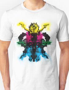 Senor Chang paintball montage T-Shirt