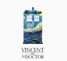 """Vincent and the Doctor"" T-Shirt"