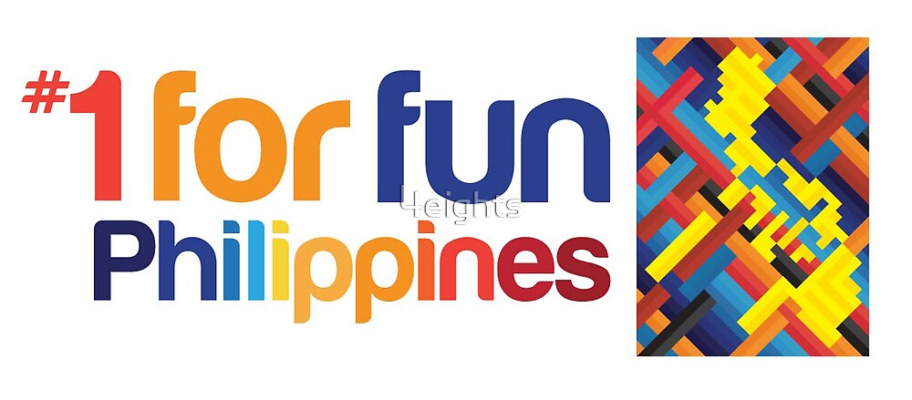 #1 for fun philippines by 4eights