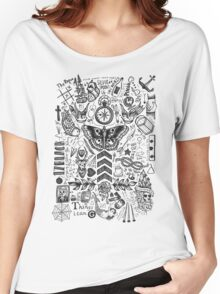 OT4 Tattoos Women's Relaxed Fit T-Shirt
