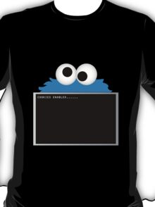 COOKIES ENABLED T-Shirt