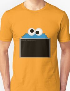 COOKIES ENABLED Unisex T-Shirt