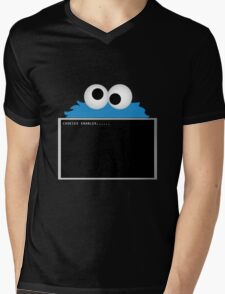 COOKIES ENABLED Mens V-Neck T-Shirt