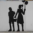 Barcelona Grafitti 11 by Sue Ballyn