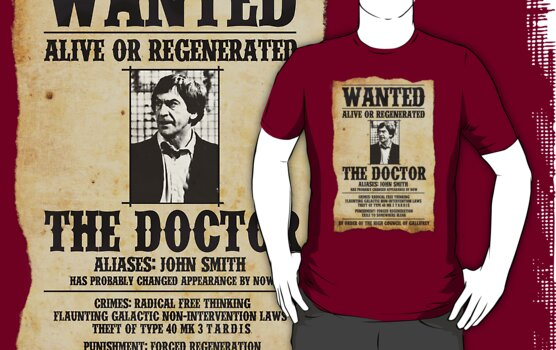 WANTED: THE DOCTOR by thekremlin