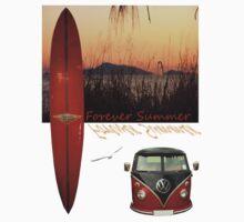 Forever Summer 1 by Linda Lees