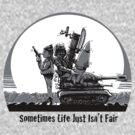 Sometimes Life Just Isn't Fair by Tom Godfrey