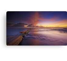 Mona Vale Beach Canvas Print