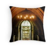 A moments quiet contemplation Throw Pillow