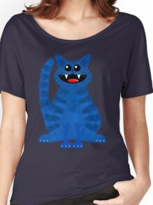 BLUEMOON CAT Women's Relaxed Fit T-Shirt