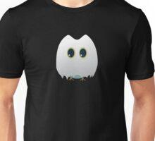 Owl in halloween costume Unisex T-Shirt