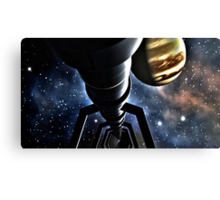 Hyperspace Gate Canvas Print