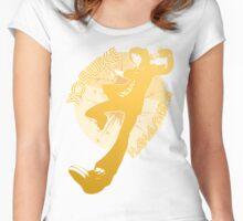 Persona 4 Dancing All Night - Yosuke Hanamura Women's Fitted Scoop T-Shirt