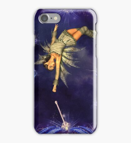 Krista Fairy iphone case iPhone Case/Skin