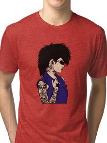 tattoo Tri-blend T-Shirt